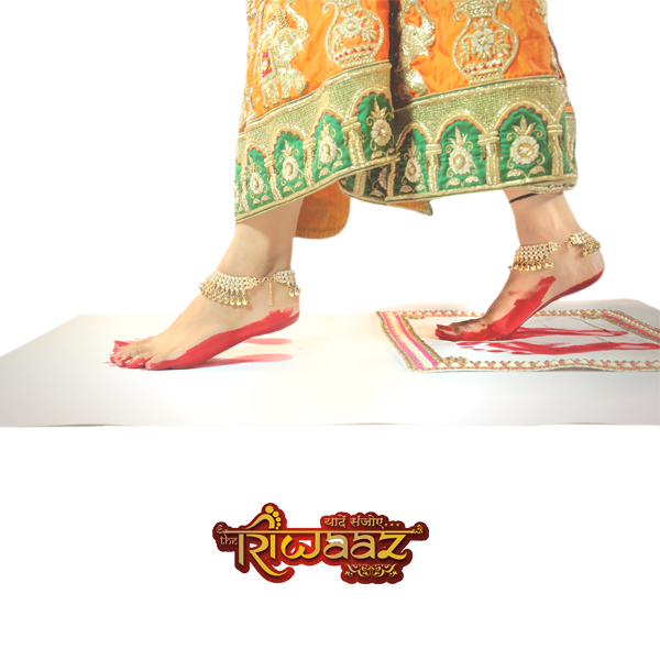 Indian Designer Embroidery Footprint